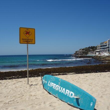 bondi beach, sydney, australia, Sony DSC-WX30