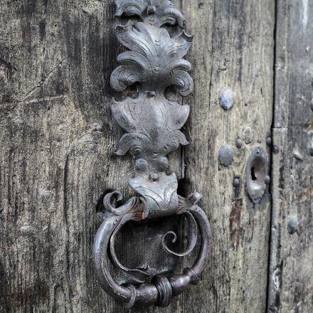 doorknocker, door handle, handle, Samsung NX30