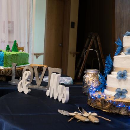 wedding, wedding, cakes, Sony ILCE-7RM2