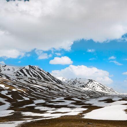 panorama, snow, mountain, Panasonic DMC-GF2