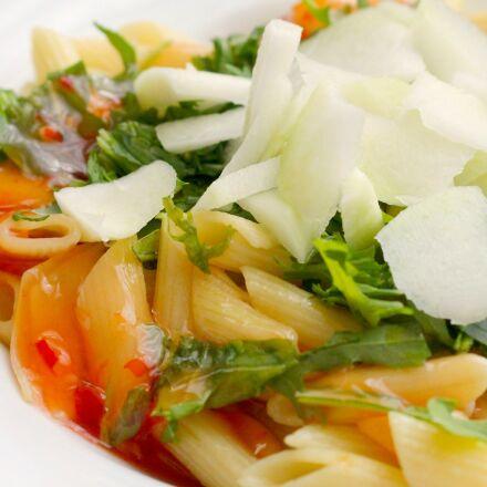 pasta, healthy, vegan, Canon EOS 1100D