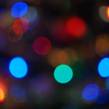 bokeh, light, background, Olympus E-M5MarkII