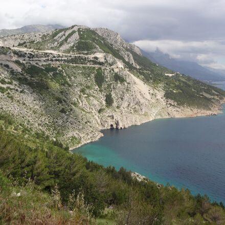 croatia, water, landscape, Sony DSC-WX100