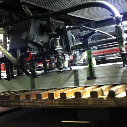 printing, house, printing, press, Canon EOS 7D