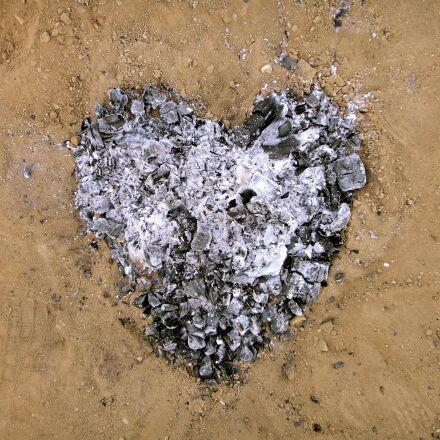 heart, ashes, fire, Sony DSC-TX5