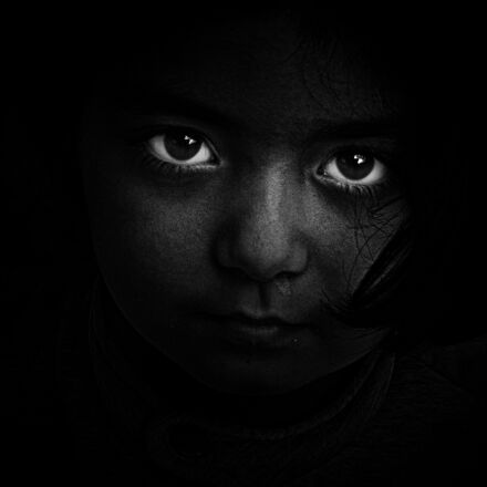 eyes, portrait, person, girl, Canon EOS 60D