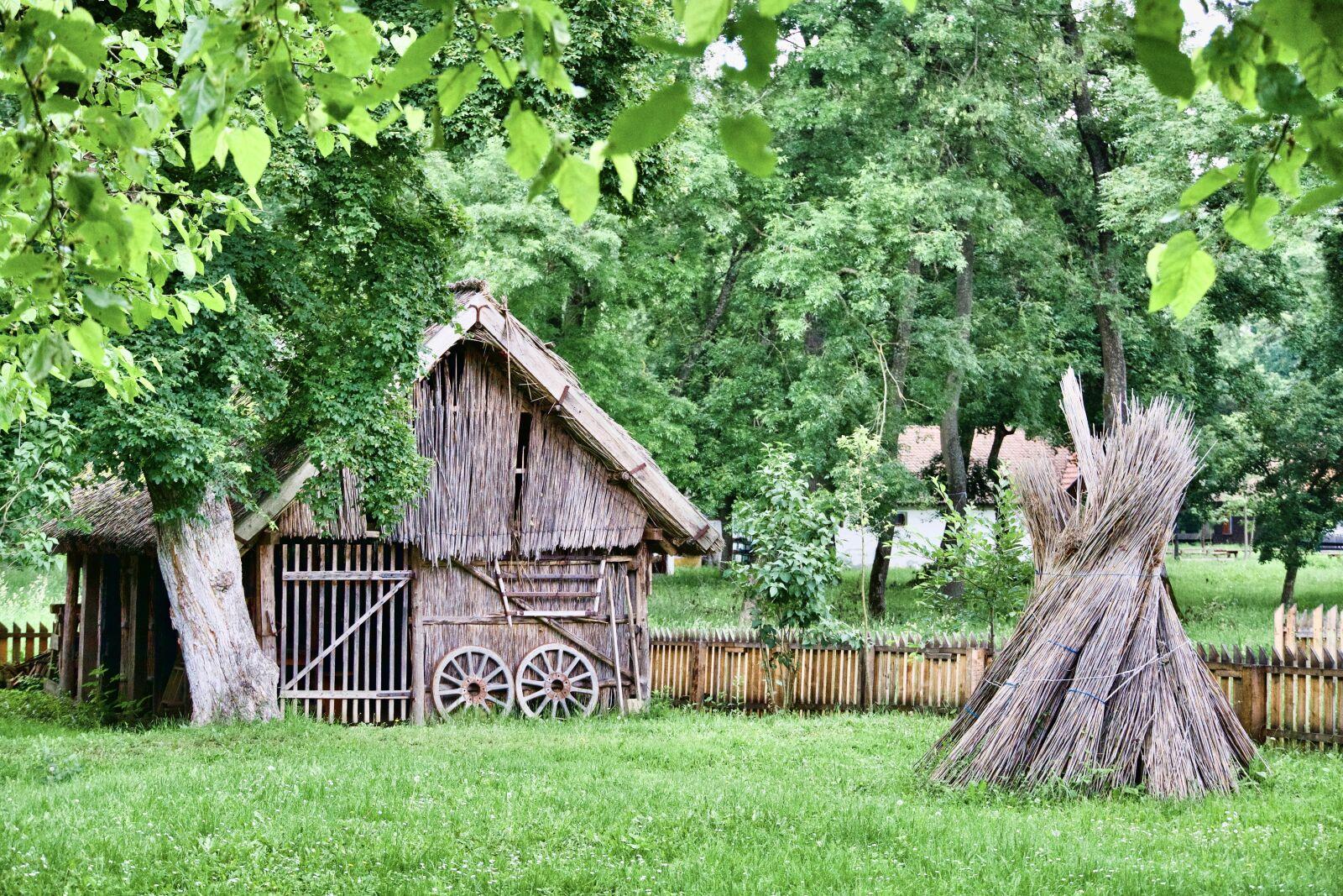 """Sony a6500 sample photo. """"Farm house, rural, barn"""" photography"""