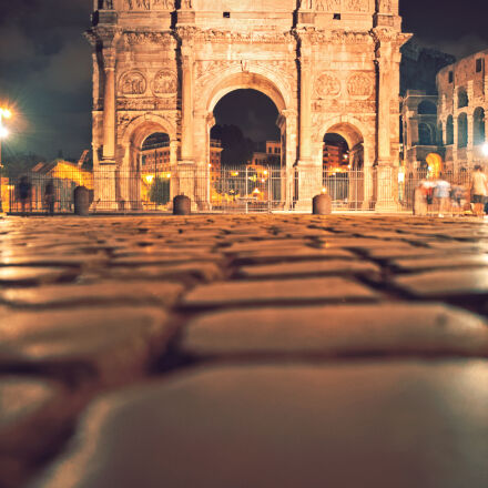 arch, of, constantine, historical, Nikon D3300