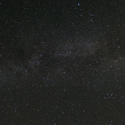 milky way, night sky, Fujifilm X-T20