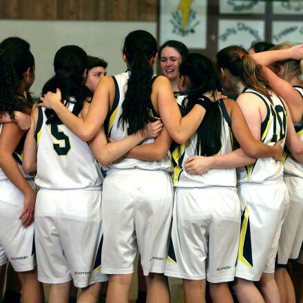team, girls basketball team, Canon EOS-1D MARK II N
