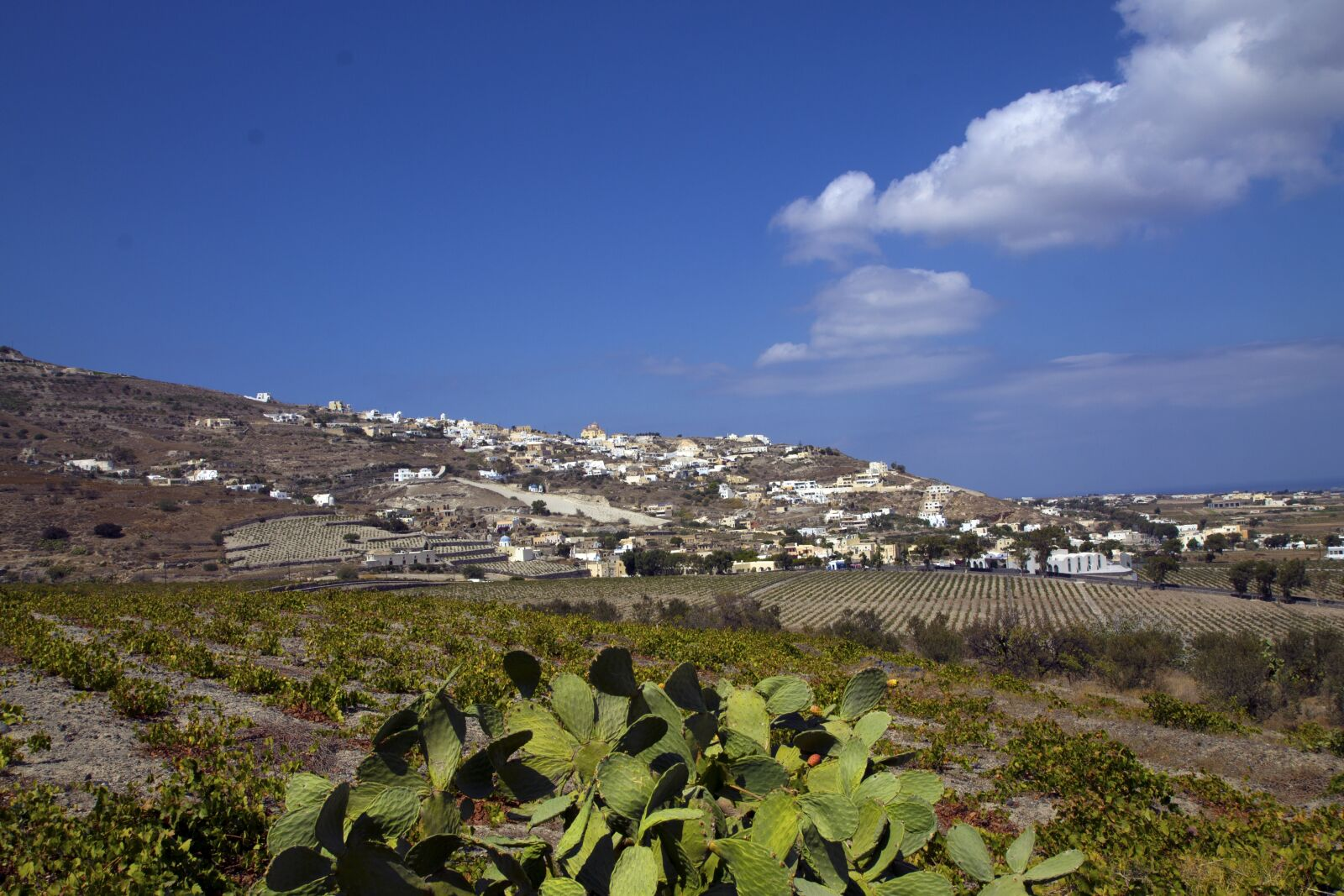 "Canon EOS 1100D (EOS Rebel T3 / EOS Kiss X50) sample photo. ""Santorini, landscape, out corner"" photography"