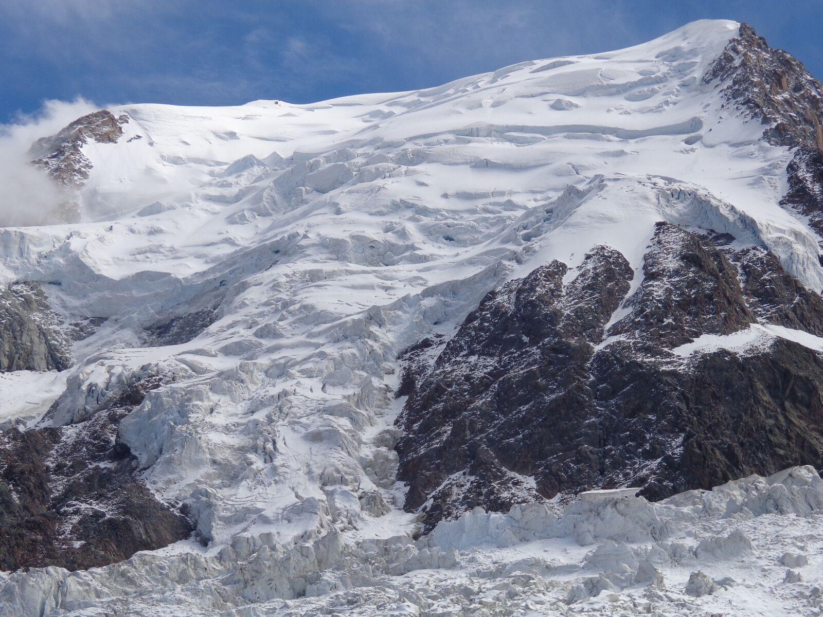 "Sony DSC-W690 sample photo. ""Mountain, alps, landscape"" photography"