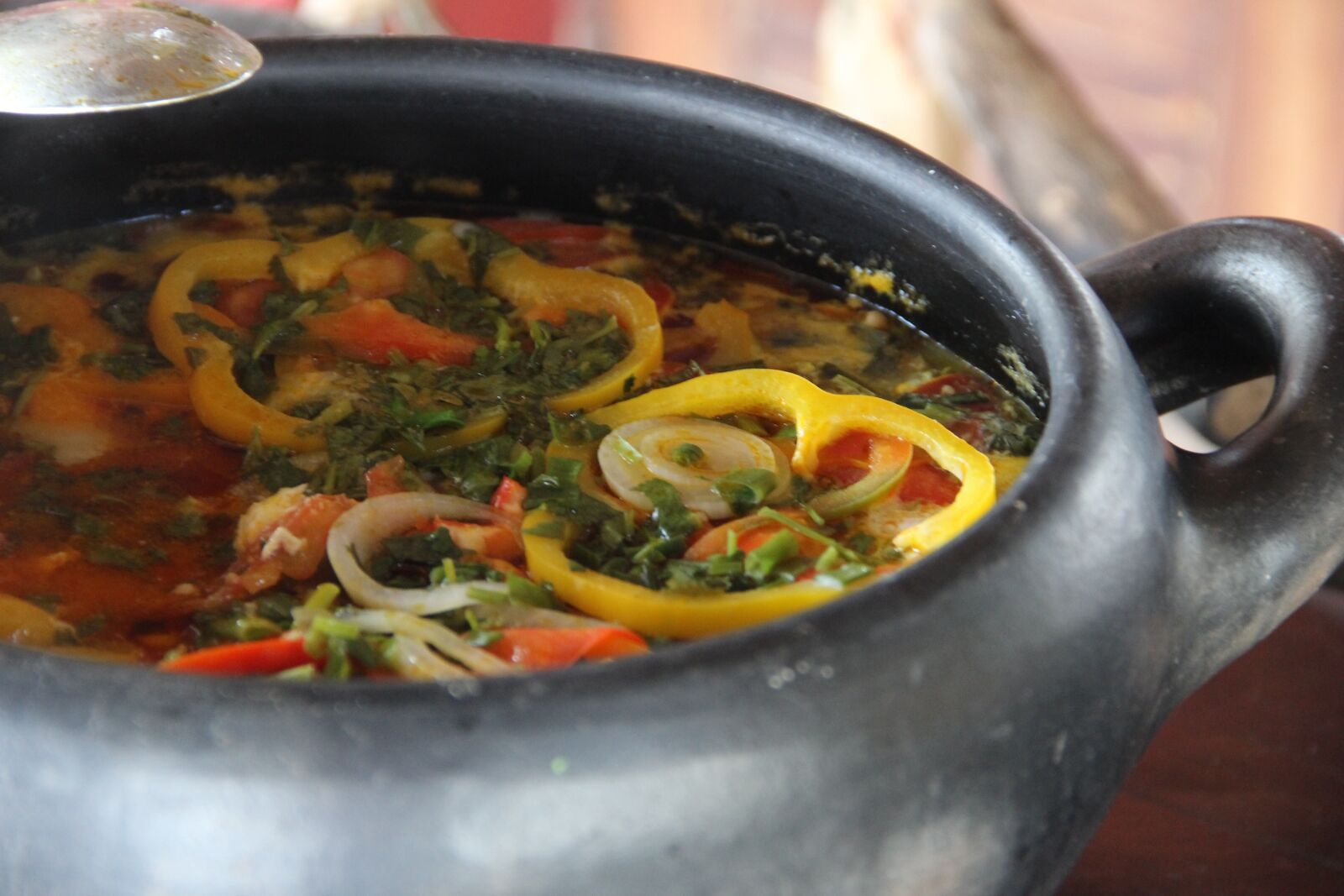 """Canon EOS 600D (Rebel EOS T3i / EOS Kiss X5) sample photo. """"Stew, food, culinary"""" photography"""