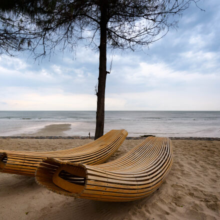 brown, wooden, windsor, sun, Nikon D750
