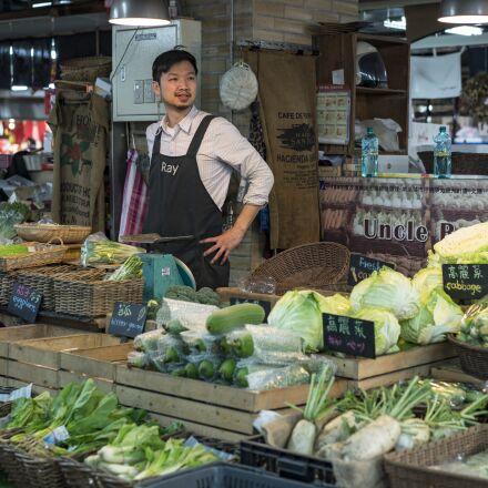 vegetable, yatai, cauliflower, Sony ILCE-7RM2