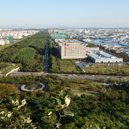 jade district park, top, Sony DSC-QX100