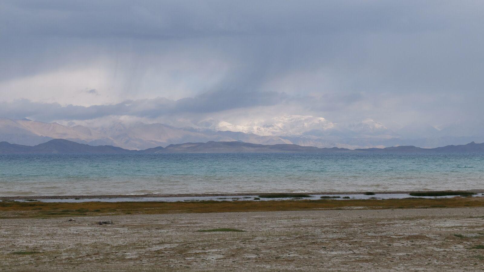 rain, pamir, kara-kul lake