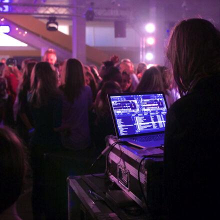 celebration, concert, crowd, disco, Canon EOS 1100D