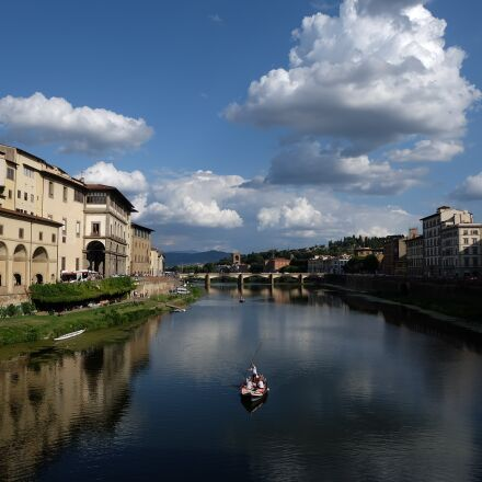 italy, florence, summer, Fujifilm X-A1