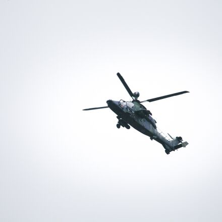 helicopter, gunship, bundeswehr, Canon EOS 5D MARK II