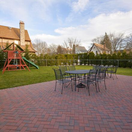 backyard, house, yard, Nikon D7100