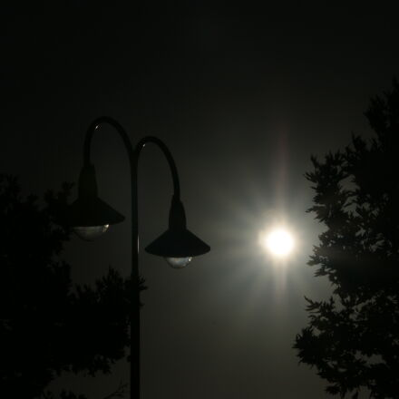 light, street, lamps, Canon EOS 70D