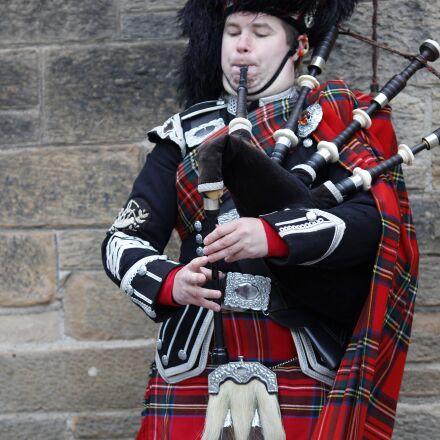 scotland, jock, kilt, Canon EOS 600D
