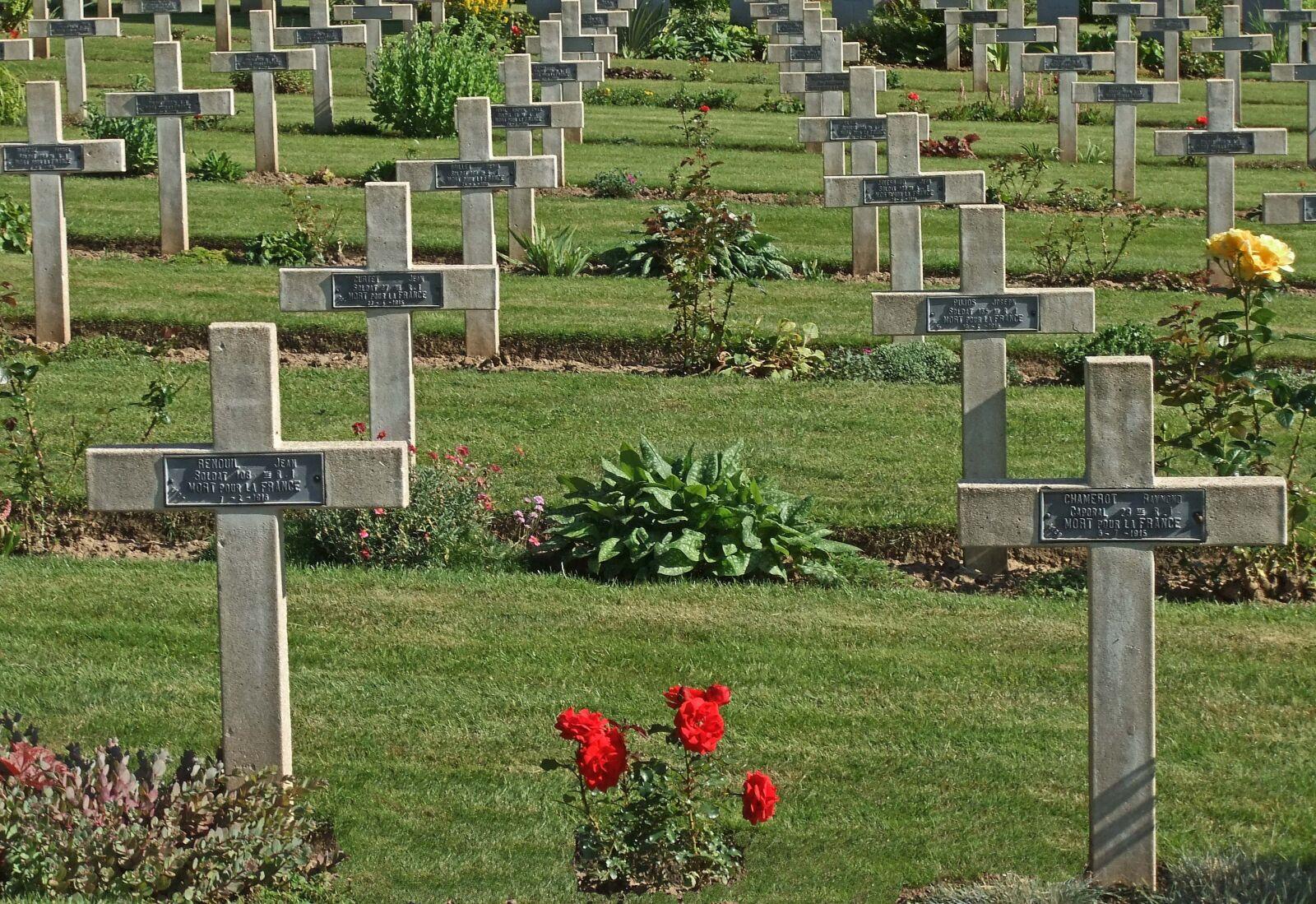 graves, headstone, cross