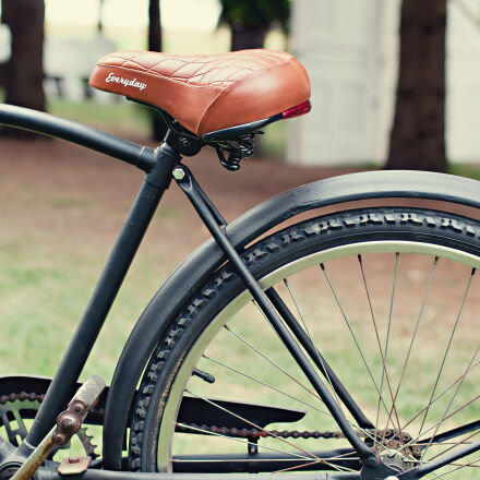 bicycle, chain, object, seat, Nikon D300