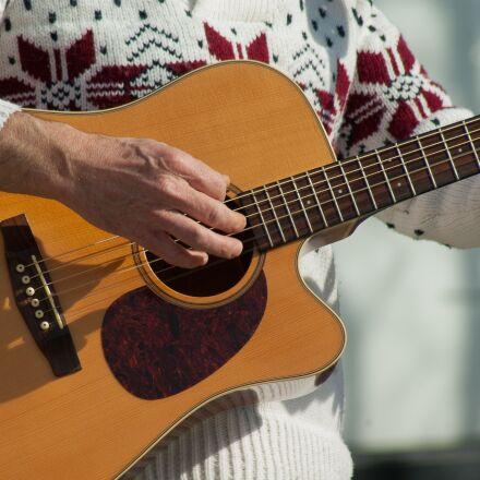 musician, guitar, guitarist, Pentax K10D