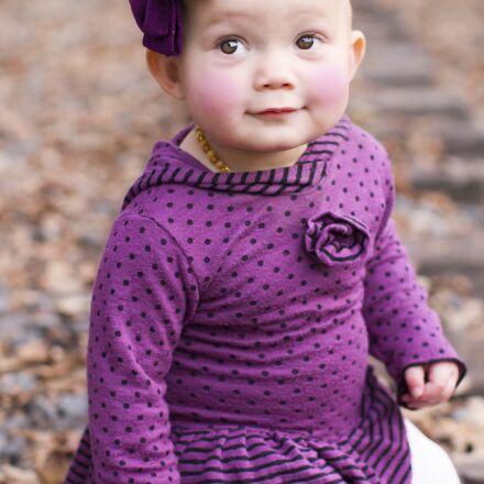 child, girl, bald, Canon EOS 7D