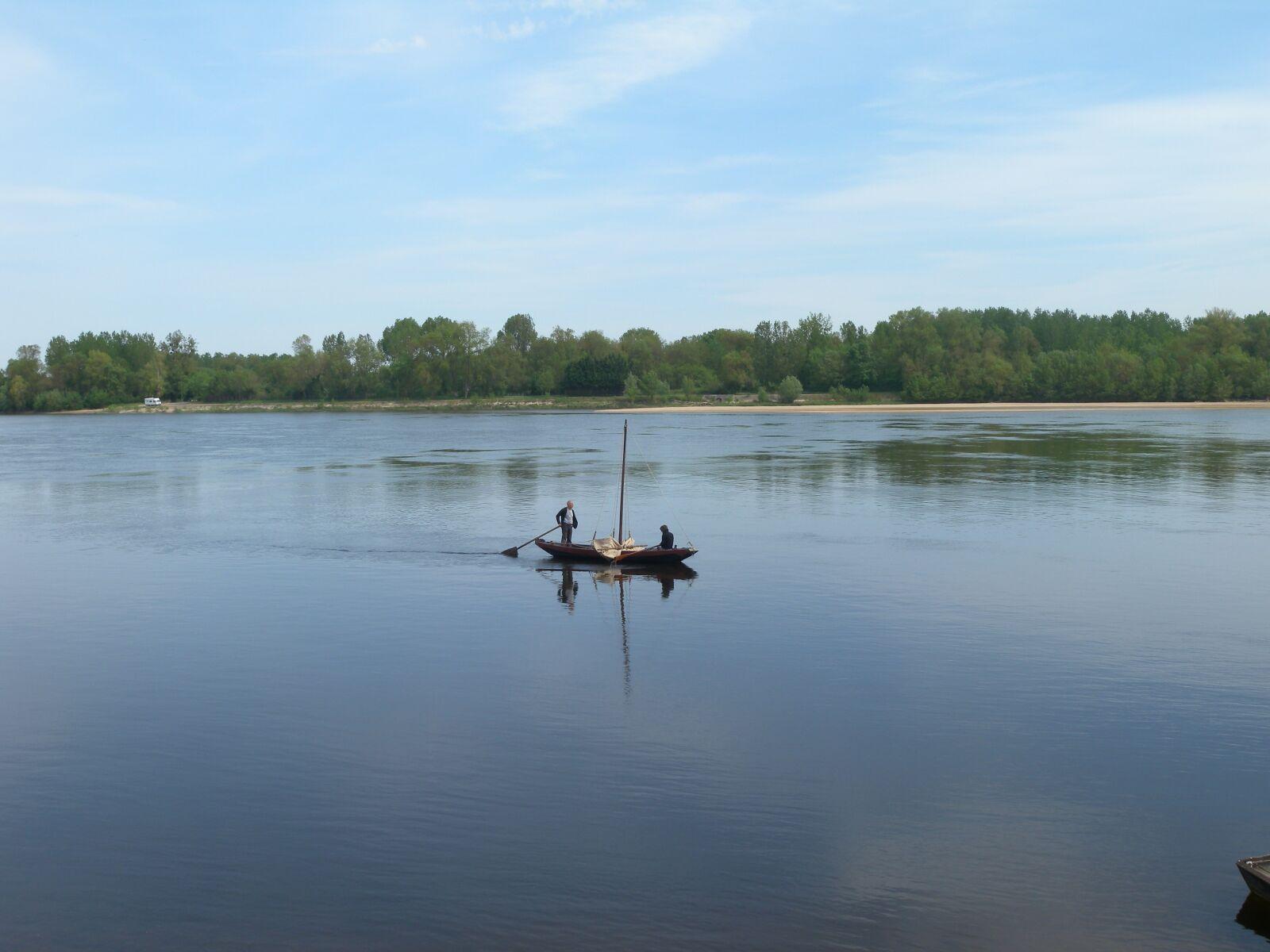 boat, lake, pond