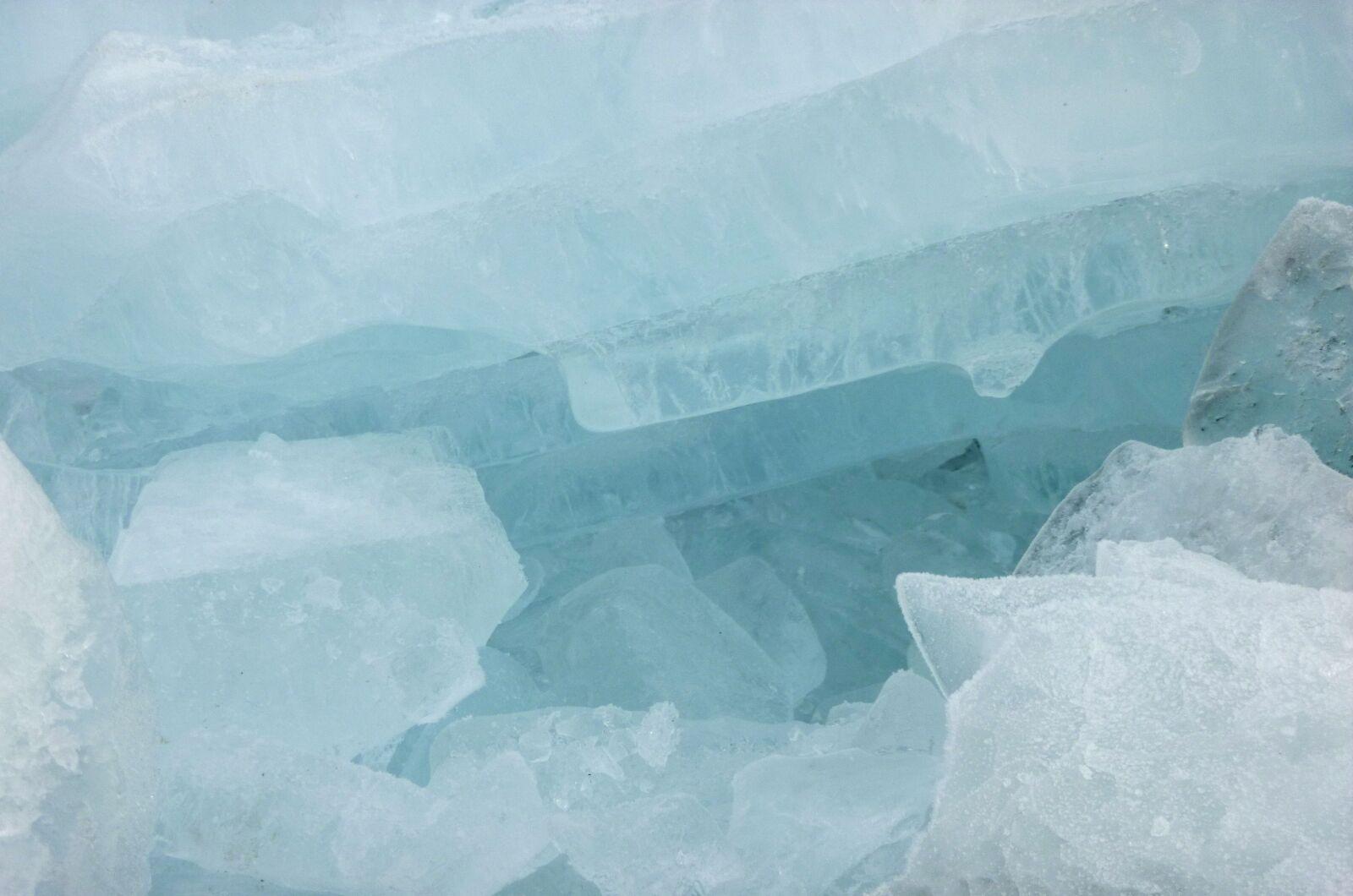 ice, winter, nearby