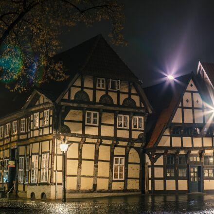 night, historic center, lighting, Sony ILCE-7SM2