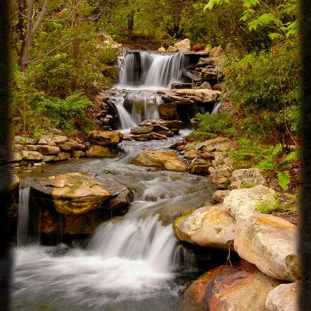 waterfalls, Nikon D70S