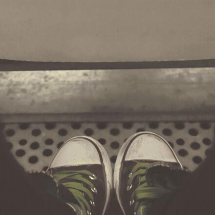 concert, shoes, waiting, Nikon D3300