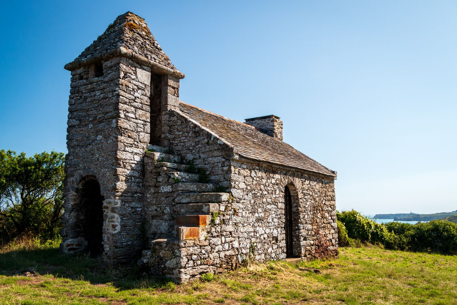 """Canon EOS 70D sample photo. """"Guardhouse, brittany, france"""" photography"""
