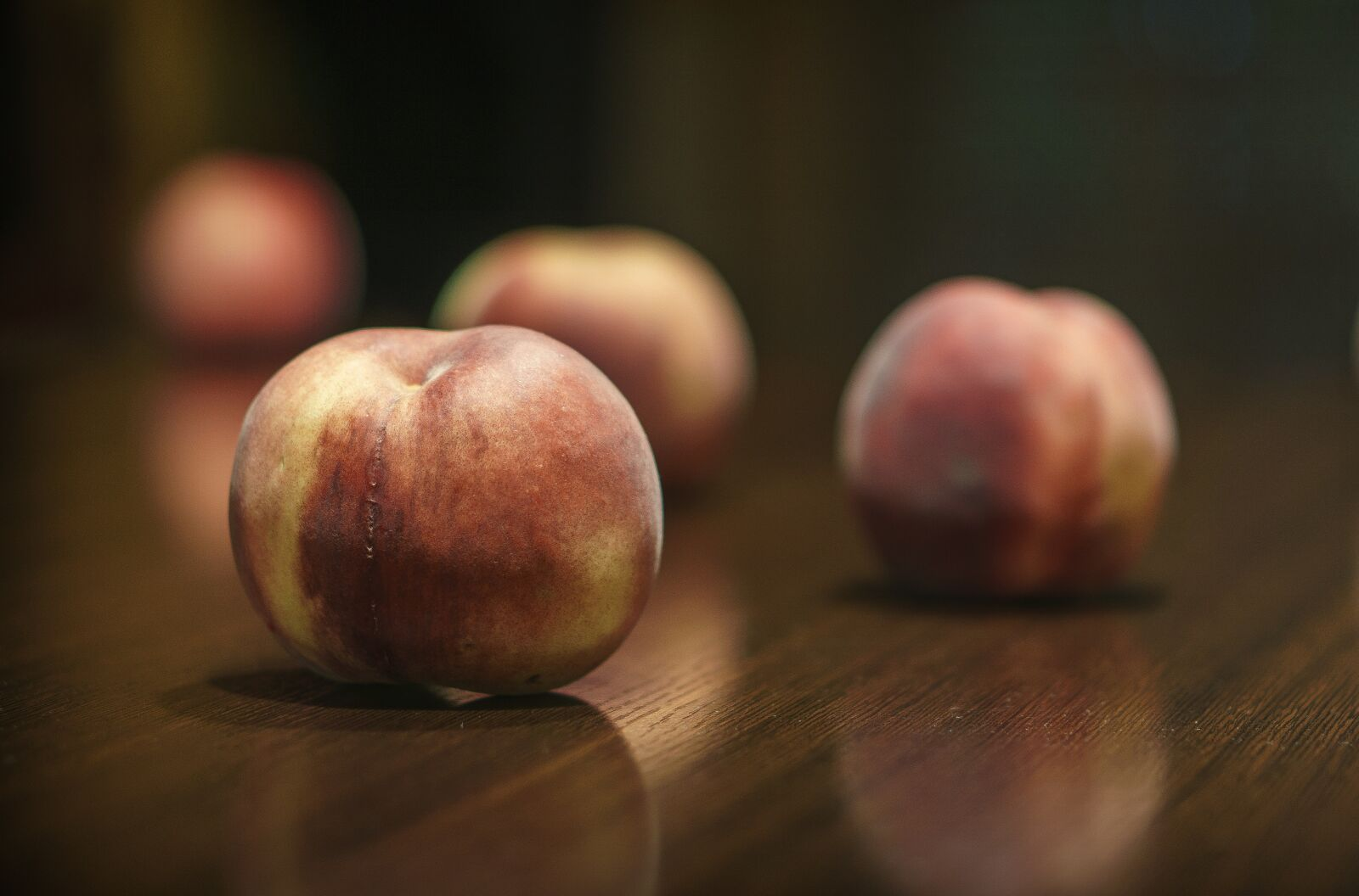 """Sony a6000 sample photo. """"Peaches, fruit, delicious"""" photography"""