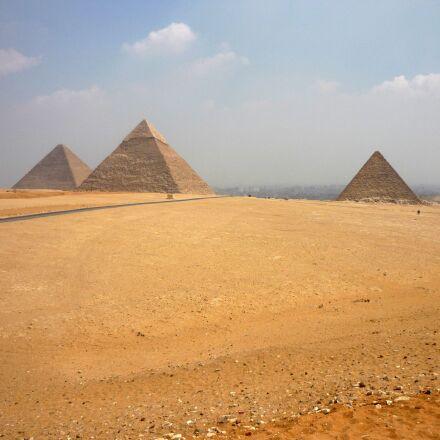 pyramid, pyramids, egypt, Panasonic DMC-FS3