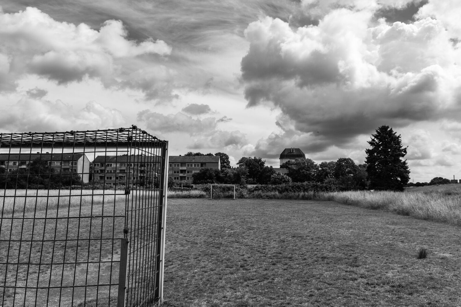 """Canon EOS 7D sample photo. """"Bolzplatz, friemersheim, duisburg"""" photography"""