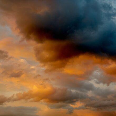 sky, thunderstorm, clouds, Panasonic DMC-GX8