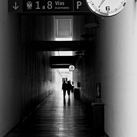 time, clock, hour, Canon EOS 60D