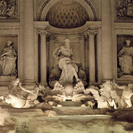 fountain, monument, monument, on, Nikon D3300