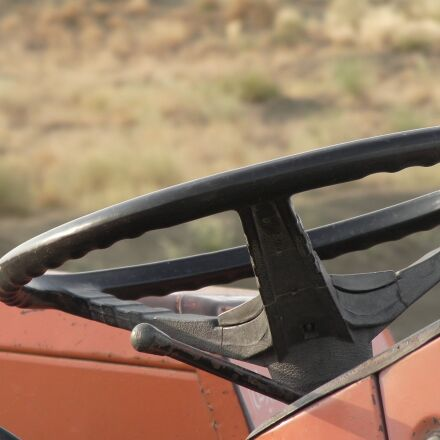 tractor, steering, antique, Samsung HMX-R10