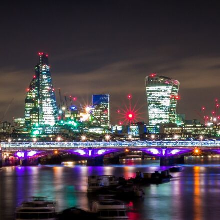 london, night, lights, Panasonic DMC-G3