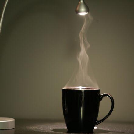 steam, coffe, cup, Canon EOS 5D MARK III