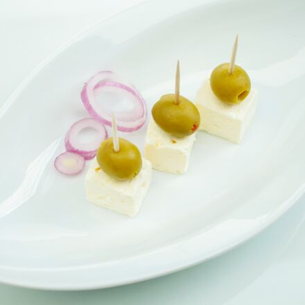 olives, cheese, buffet, Canon EOS 5D MARK II