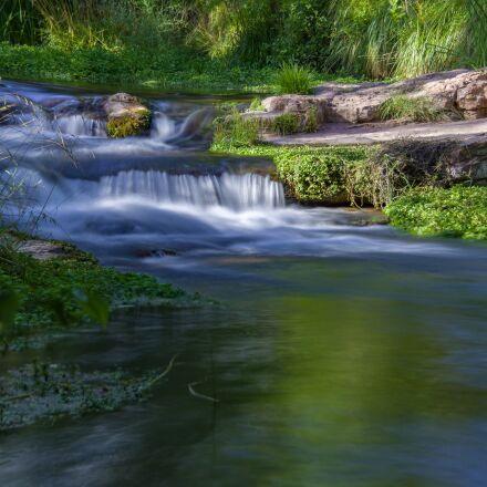 landscape, waterfall, nature, RICOH PENTAX K-1