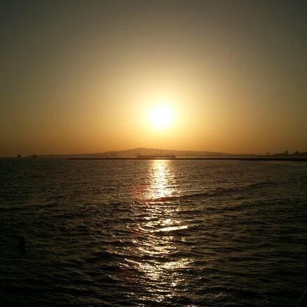 sunset, nature, summer, Samsung SGH-I897
