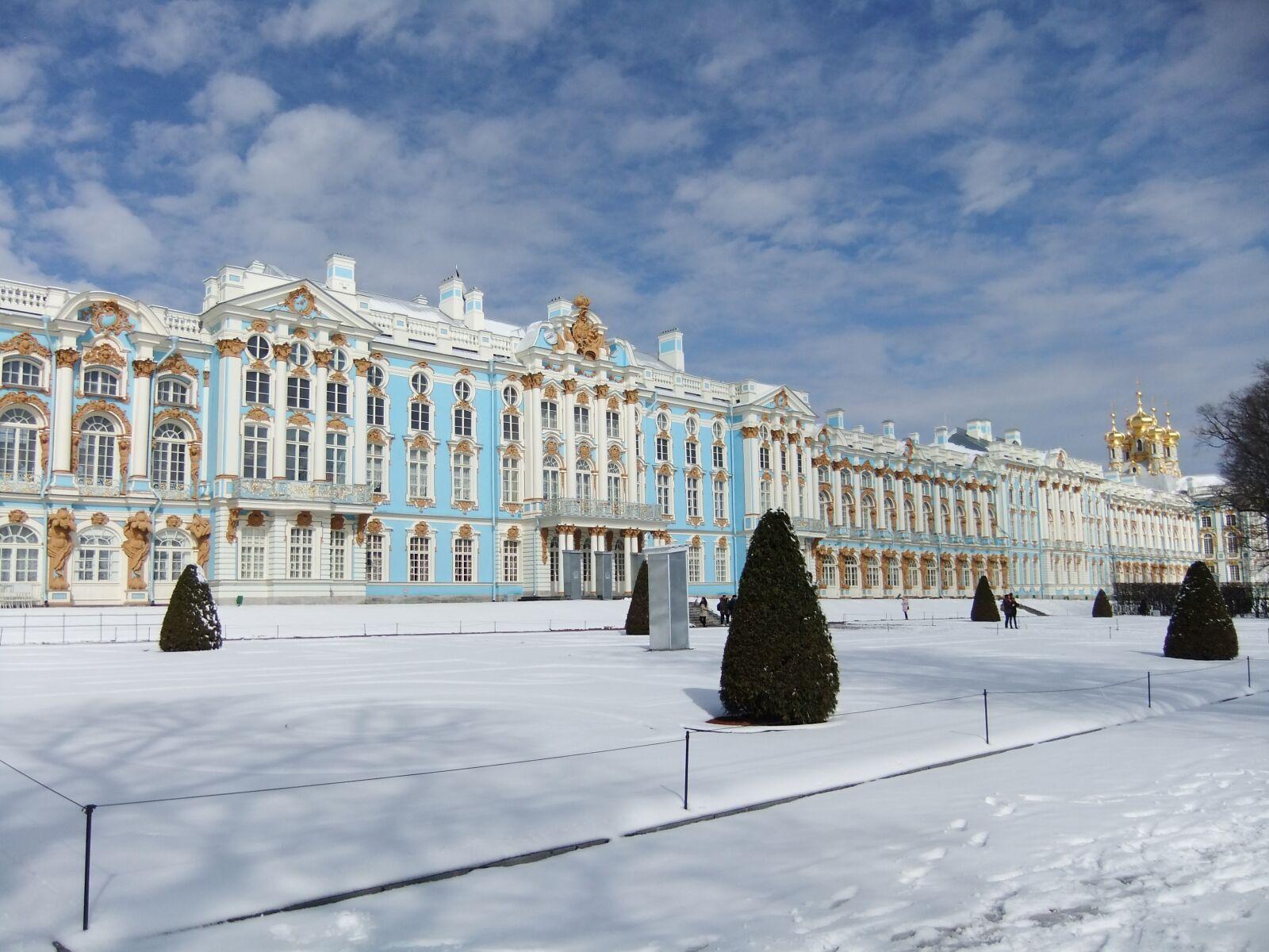 "FujiFilm FinePix JZ500 (FinePix JZ505) sample photo. ""Russia, st petersburg, castle"" photography"